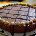 CHEESE CAKE ALLA NUTELLA
