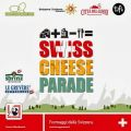 Crepes SWISS CHEESE PARADE