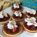 PANCAKES alle PRUGNE CARAMELLATE
