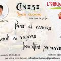 Show Cooking con mani in pasta - Cinese
