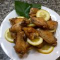 Pollo al limone / Lemon Chicken