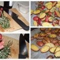 MINI PATATE ROSSE AL FORNO