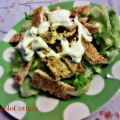 Insalata di pollo simil Fast Food