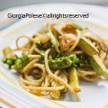 Carbonara di zucchine - Carbonara with[...]