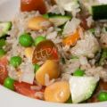 Insalata di riso light