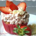 Cupcakes alle fragole con frosting al[...]