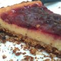 Cheese cake con frutti di bosco