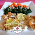 Pollo al limone super light