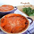 Crespelle in cocotte