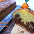 Plumcake Clementine e Cacao