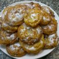 Frittelle di mele / The apples fritters