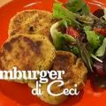 Hamburger di ceci - I men